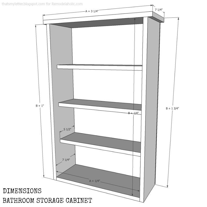 Bathroom storage cabinet using an old window for Bathroom cabinets measurements
