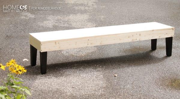 Bench tutorial