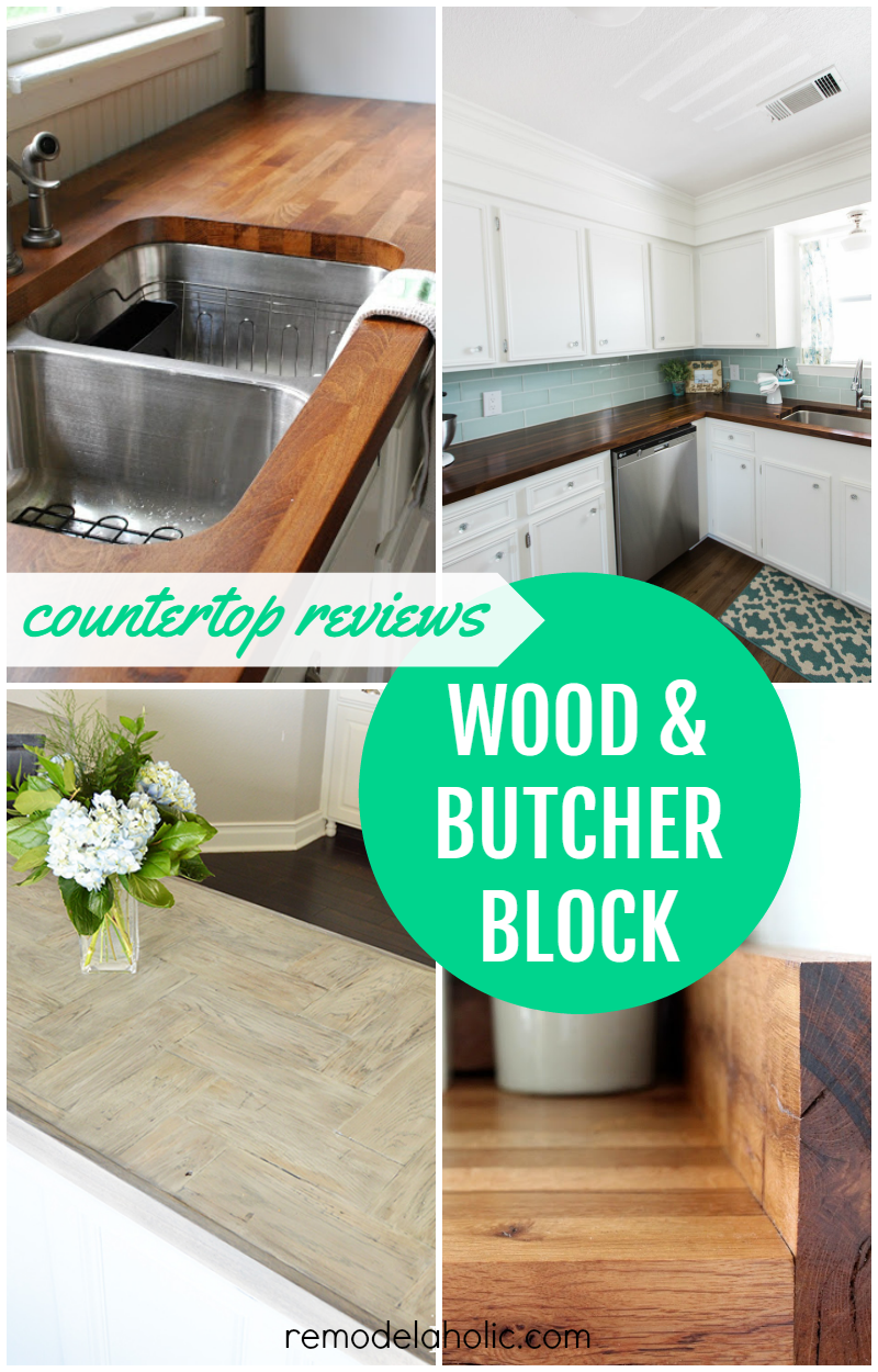 Good [tps_header] Butcher Block Can Take Some Extra Care To Maintain, But The  Warmth And Charm Are