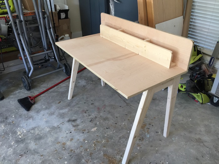 DIY Lindsay Desk - Step 5