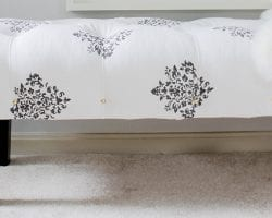 DIY Tufted Bench - featured image