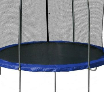 Giveaway: Enter to Win One of Two Trampolines!