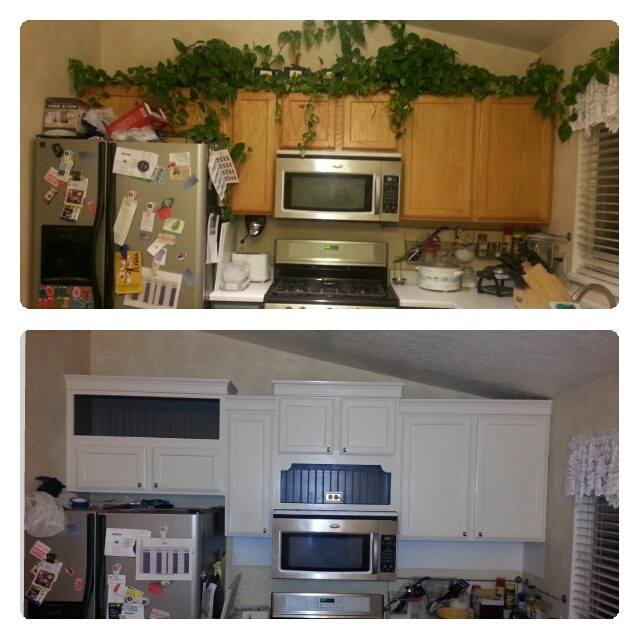 Holly DIY Painted Kitchen Cabinets Update And Review 2. U201c