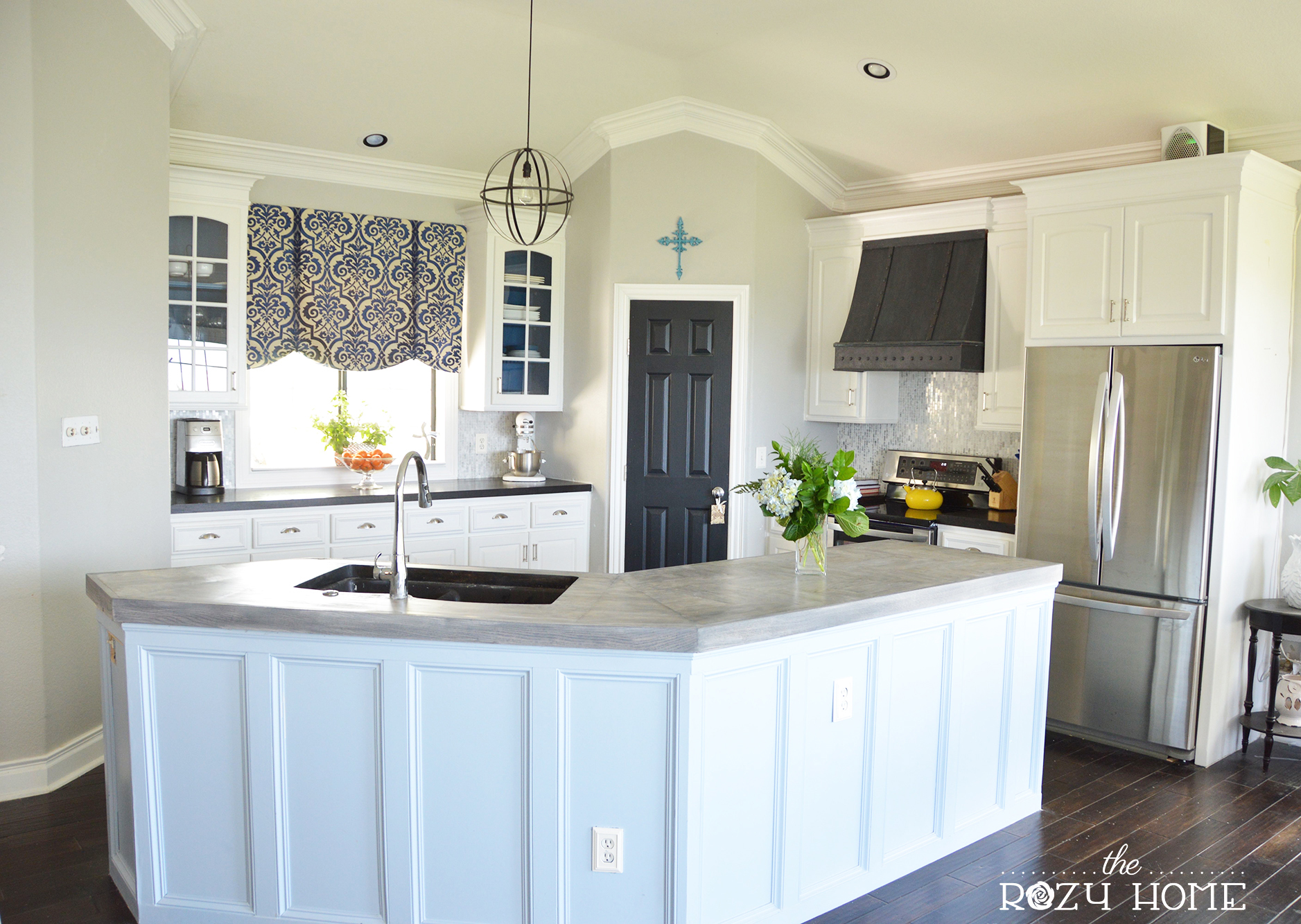 Jill The Rozy Home Painted Kitchen Cabinets Review Diy