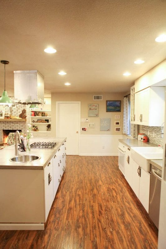 Tania Run to Radiance diy solid slab concrete countertops review