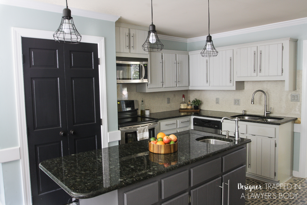 Attractive Tasha Designer Trapped Diy Milk Painted Cabinets Kitchen Review