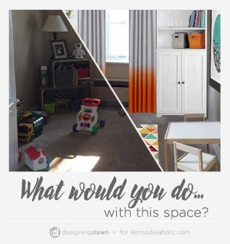 What Would You Do With... DesigningDawn.com for Remodelaholic.com