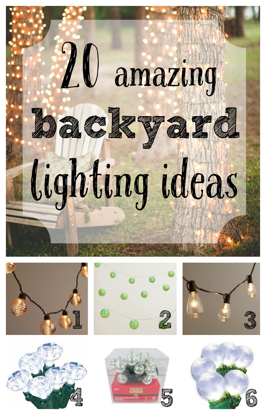 Amazing Backyard Ideas amazing backyard garden 20 Amazing Backyard Lighting Ideas