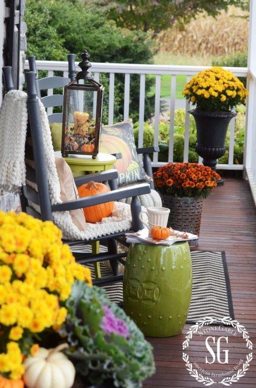 Autumn Patio Inspiration 2