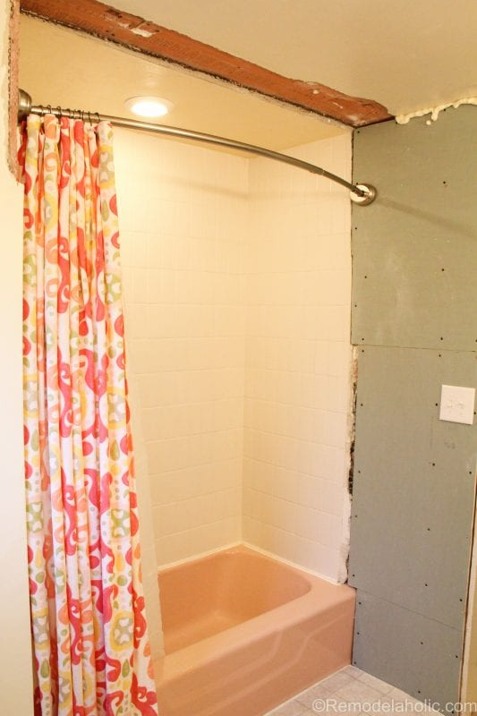 Bathroom Shower And Tub Refresh By Bath Fitters @remodelaholic (13 Of 24)