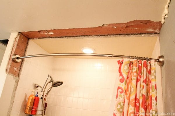 Bathroom shower and tub refresh by Bath Fitters @remodelaholic (2 of 24)