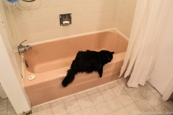 Bathroom shower tub refresh by Bath Fitters @remodelaholic (22 of 47)