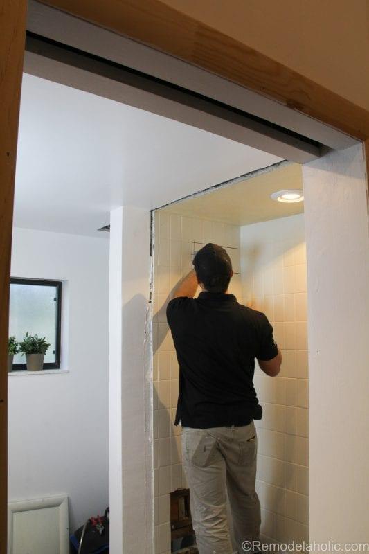 Bathroom shower tub refresh by Bath Fitters @remodelaholic (26 of 47)