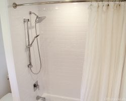 Bathroom shower tub refresh by Bath Fitters @remodelaholic (46 of 47)