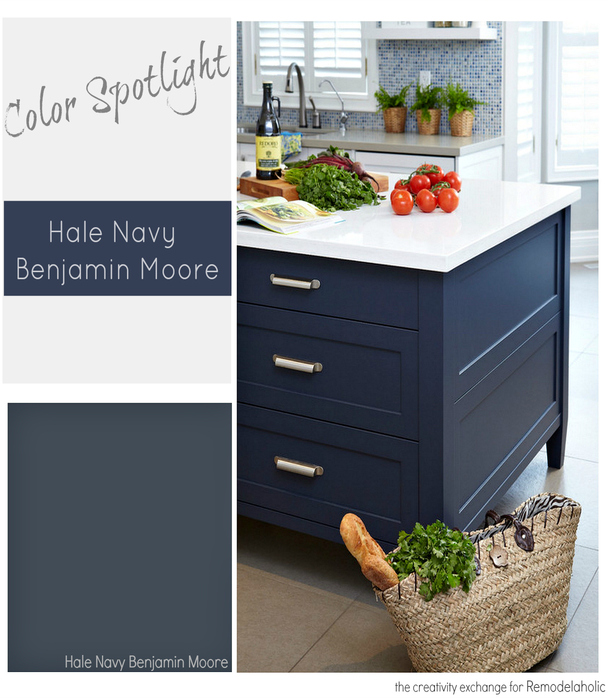See Why Benjamin Moore Hale Navy Is A Trifecta Perfect Paint Color To Work In