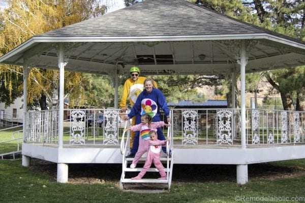 Family of Carebears Halloween costumes for families @remodelaholic (11 of 24)