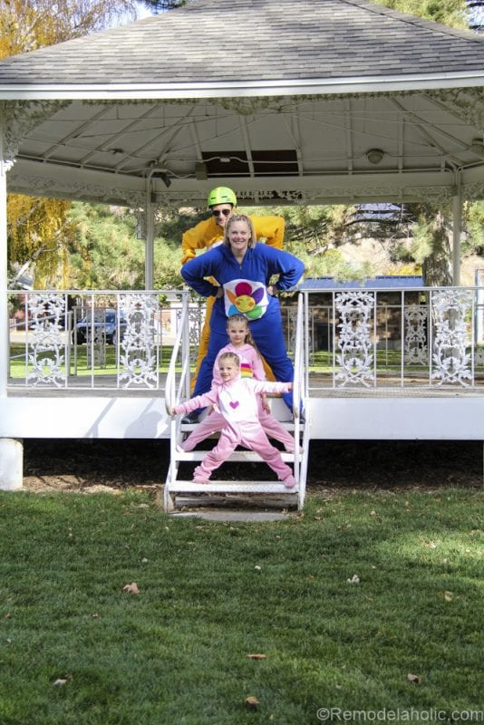 Family of Carebears Halloween costumes for families @remodelaholic (13 of 24)
