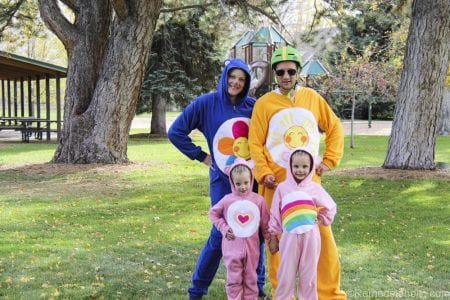 Family of Carebears Halloween costumes for families @remodelaholic (18 of 24)