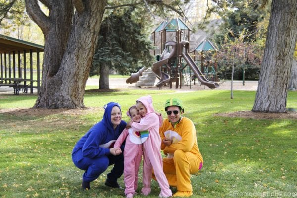 Family of Carebears Halloween costumes for families @remodelaholic (19 of 21)