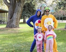 Family of Carebears Halloween costumes for families @remodelaholic (2 of 24)
