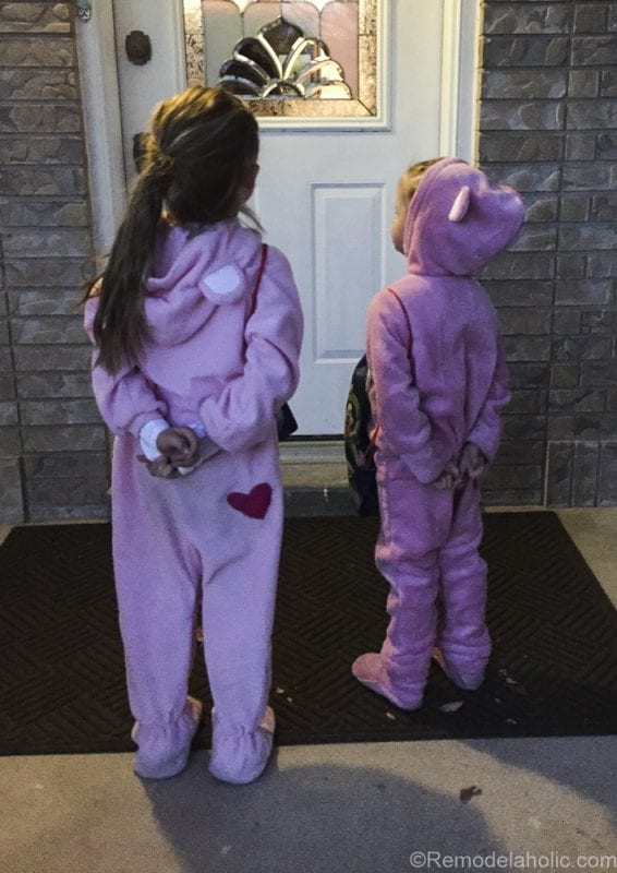 Family of Carebears Halloween costumes for families @remodelaholic (21 of 24)