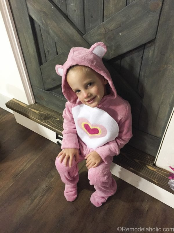 Family of Carebears Halloween costumes for families @remodelaholic (3 of 21)