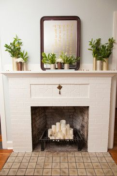 What To Do With A Non Functioning Fireplace Candles