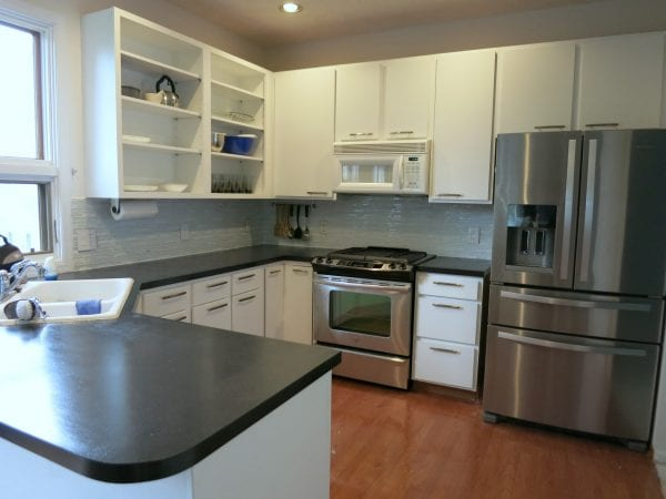 Lauren DIY painted kitchen countertops review