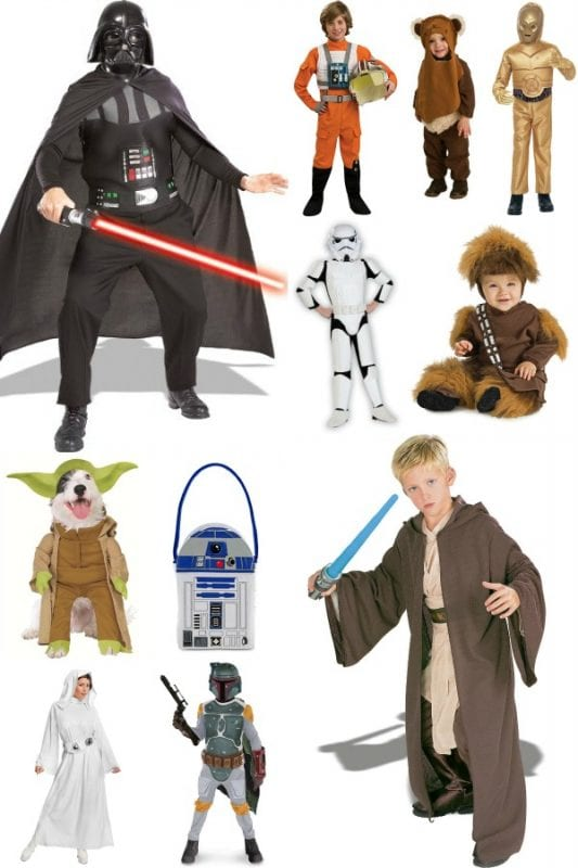 Star Wars Family Halloween Costumes @Remodelaholic