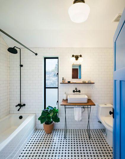Modern Farmhouse Bath
