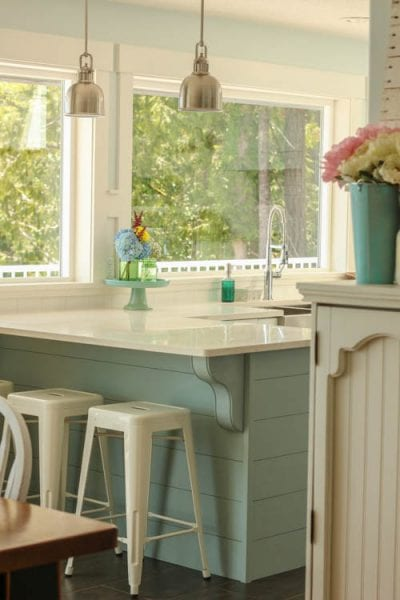 Remodelaholic | Whitney'S Beautiful Diy Kitchen (With Ikea Cabinets!)