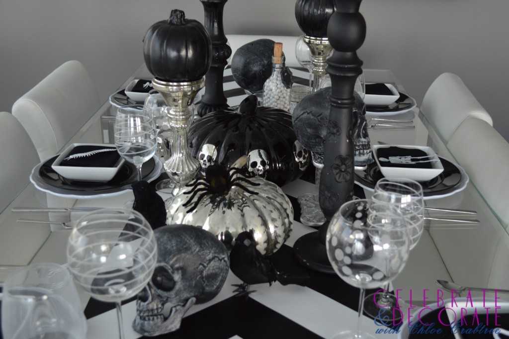 Remodelaholic Beautiful And Easy Pumpkin Tablescape