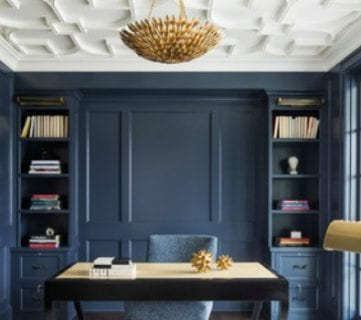 Color Spotlight: Benjamin Moore Hale Navy