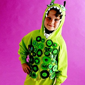 55 Amazing No-Sew Halloween Costumes for Kids