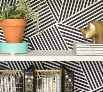 7 Easy Weekend Home Projects + October Link Party