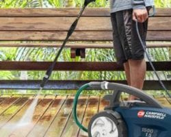 feat Campbell Hausfeld Pressure Washer Walmart 2