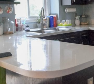 DIY Painted Countertop Reviews