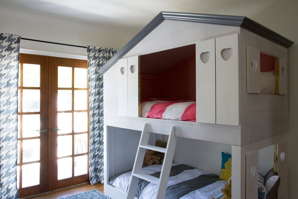 Remodelaholic | House-Shaped Beds Galore