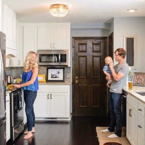 Kitchen Renovation Youtube: Kitchen Renovation And DIY Range Hood Tutorial