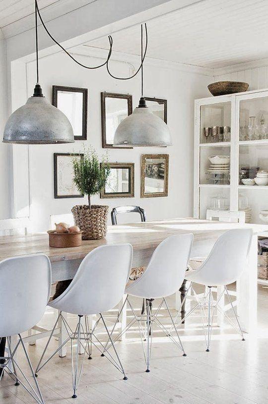 Remodelaholic a modern farmhouse kitchen for Eethoek modern