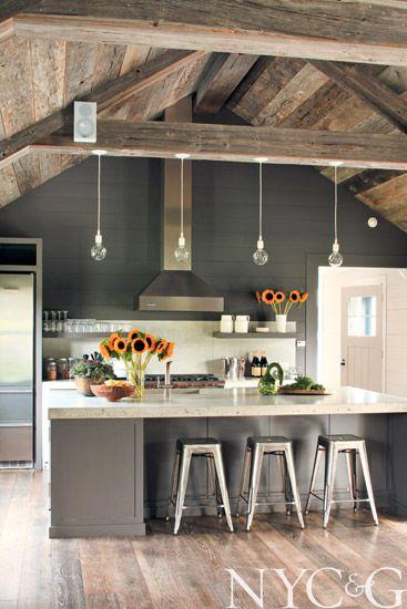 remodelaholic   a modern farmhouse kitchen