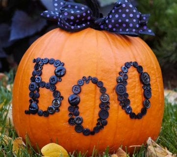 35 No-Carve Pumpkin Decorating Inspirations