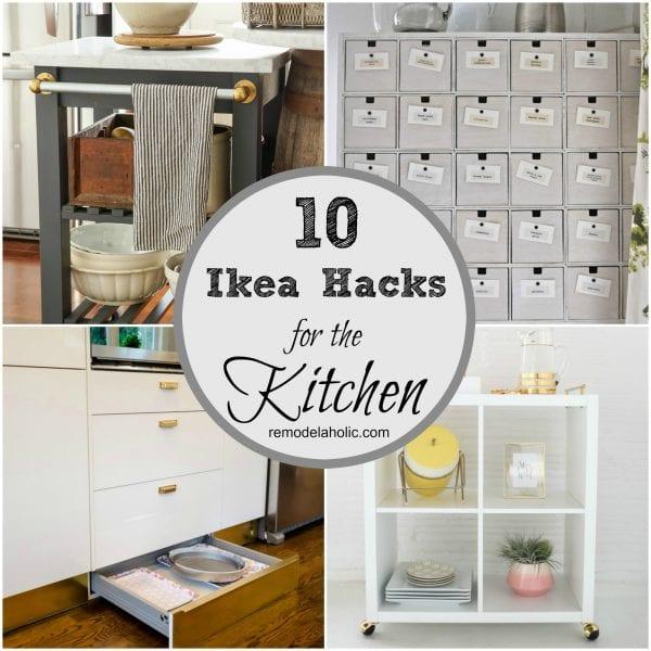 Kitchen Hacks Facebook: 10 Ingenious IKEA Hacks For The Kitchen