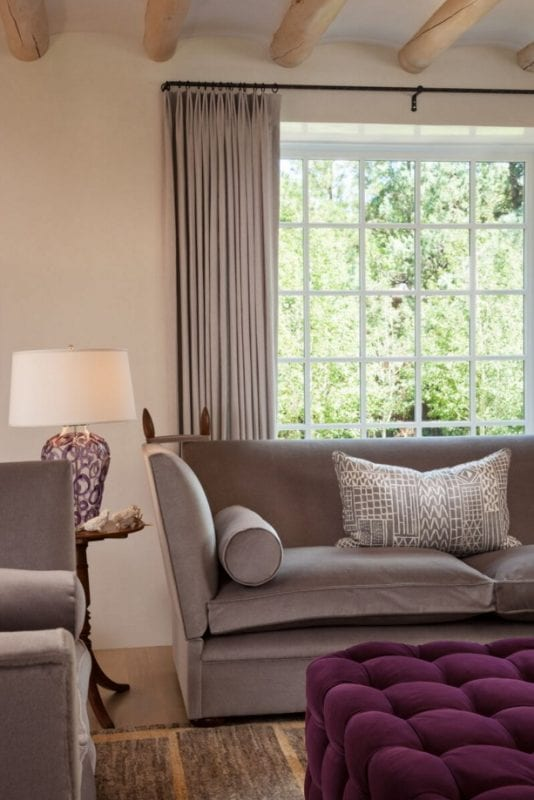 beautiful living room by Violante & Rochford Interiors, photo credit © Wendy McEahern