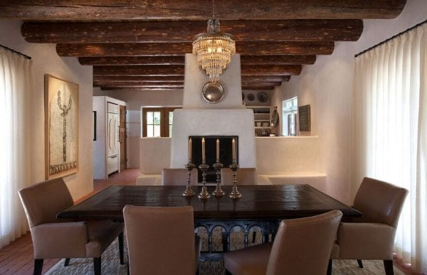 modernized Southwest style by Violante & Rochford Interiors, photo credit © Wendy McEahern