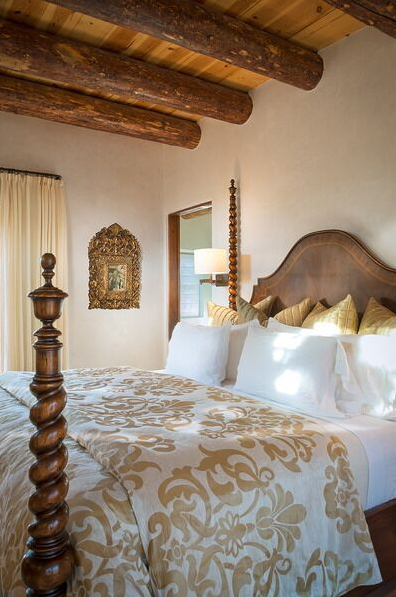 rustic modern Southwest style by Violante & Rochford Interiors, photo credit © Wendy McEahern