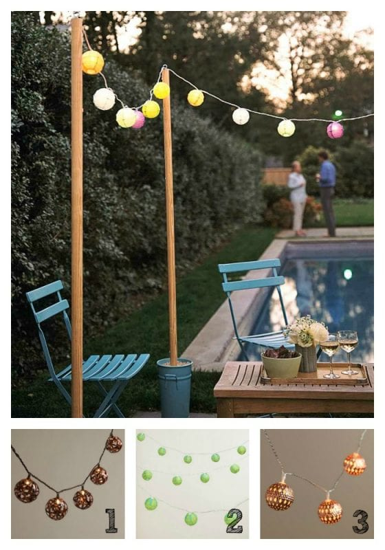 Backyard Lights 12