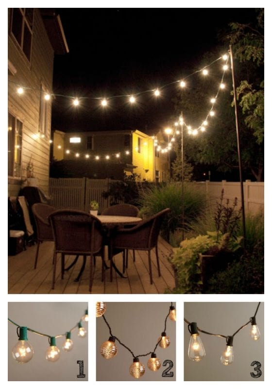 Backyard Lights 4