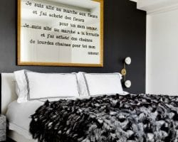 Feature Image - Black and white design inspiration from Tamara Magel