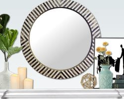 Mantle Styling Featured Image Designing Dawn for Remodelaholic